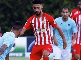 El Almería se llevó un nuevo amistoso de pretemporada. Almeria