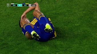 Las redes estallaron contra la LPF al conocerse la lesión de Ezequiel Almirón. Captura/Fanatiz