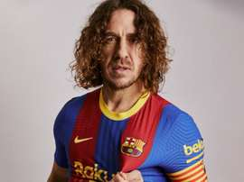 La camiseta se filtró hace unos días. FCBarcelona