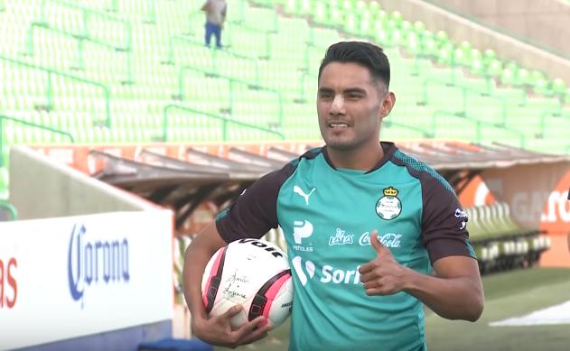 El centrocampista podría cambiar de aires en la Liga MX. Captura/Youtube