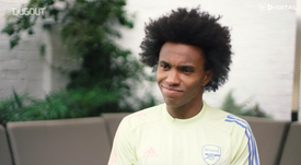 Willian firma con el Arsenal hasta 2023. DUGOUT