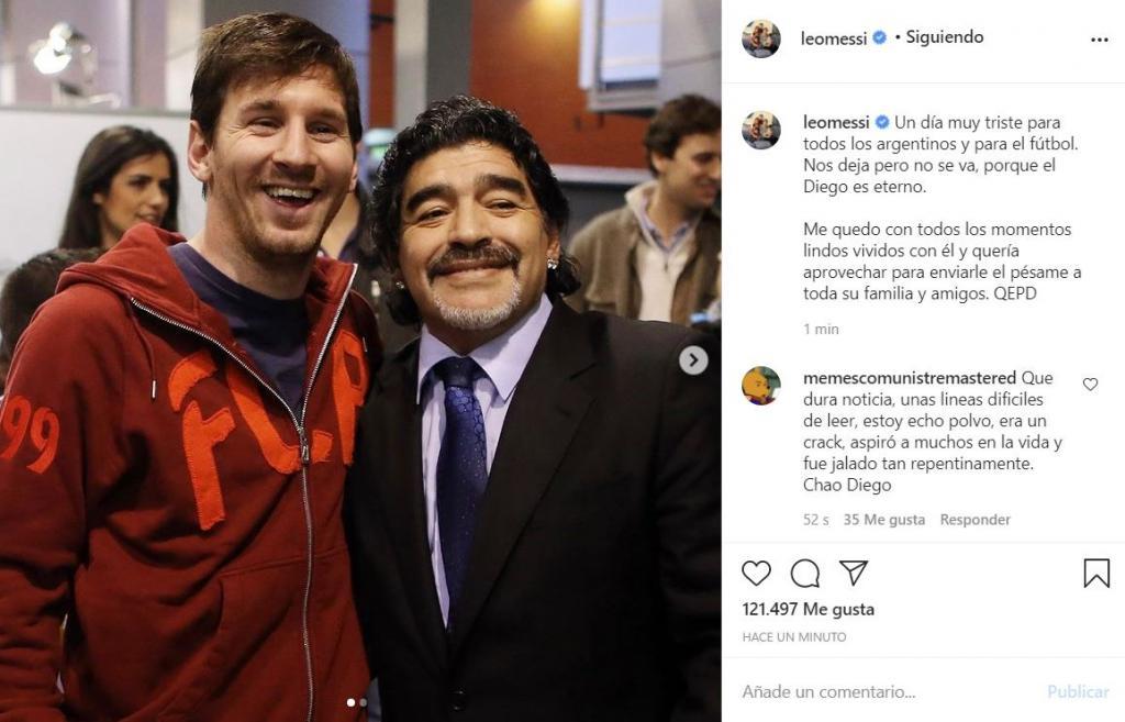Últimas noticias de la despedida de Diego Maradona, en directo