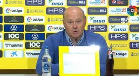 Pepe Mel, orgulloso de la victoria contra el Mallorca. Captura/LaLiga