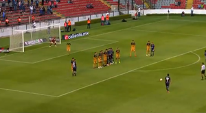 The FIFA-style defending didn't work for Dorados. Screenshot