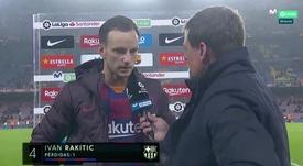 'Le penalty pour Varane ? Nous aussi nous pouvons parler'. Capture/Movistar+LaLiga