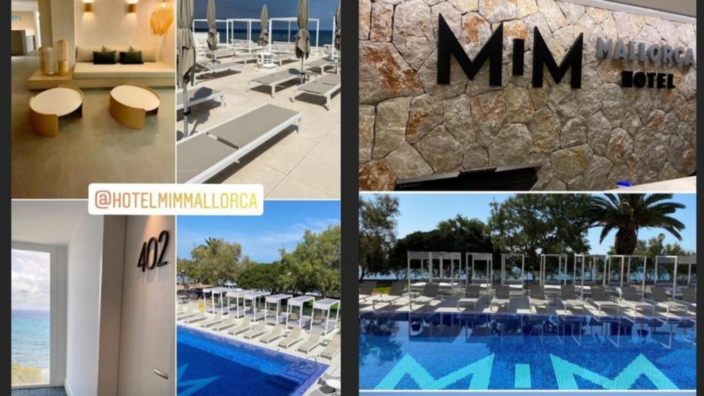 El lujoso hotel que compró Messi en Mallorca