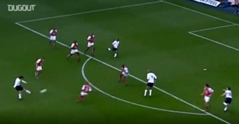 VÍDEO: una buena ración de golazos del Tottenham al Arsenal. DUGOUT