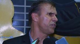 Milton Mendes renunció a Sao Bento tras ser acusado de presunta violación. Captura/Globoesporte