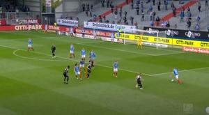 Kiel is more known for their handball team. Screenshot/HolsteinKiel