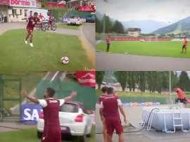 Un auténtico golazo. TorinoFC