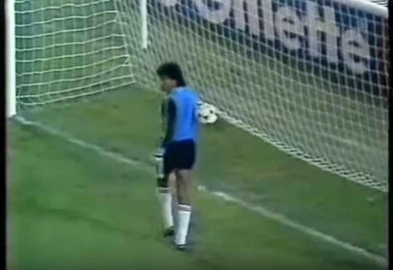Hungría le endosó 10-1 a El Salvador. Captura