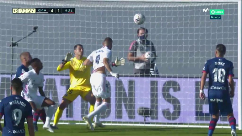 Benzema Real Madrid Huesca