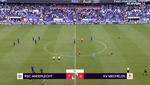 El Anderlecht le hizo un 'siete' al Mechelen: ¡seis, en la segunda parte!