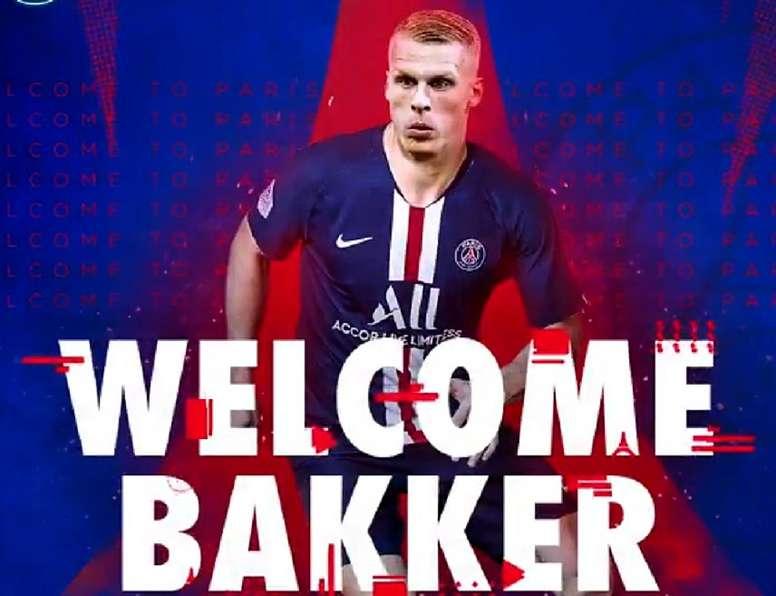 Le PSG recrute un jeune milieu de l'Ajax. Capture/PSGInside