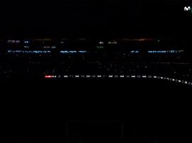 Plus de lumière à Valladolid. Capture/LaCasadelFútbol
