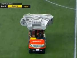 Tijuana use the Millenium Falcon. Screenshot/FS1