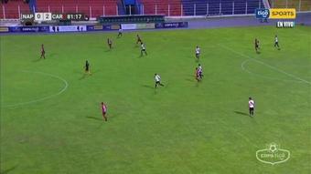 Always Ready venció 0-2 a Nacional Potosí. Captura/TigoSports