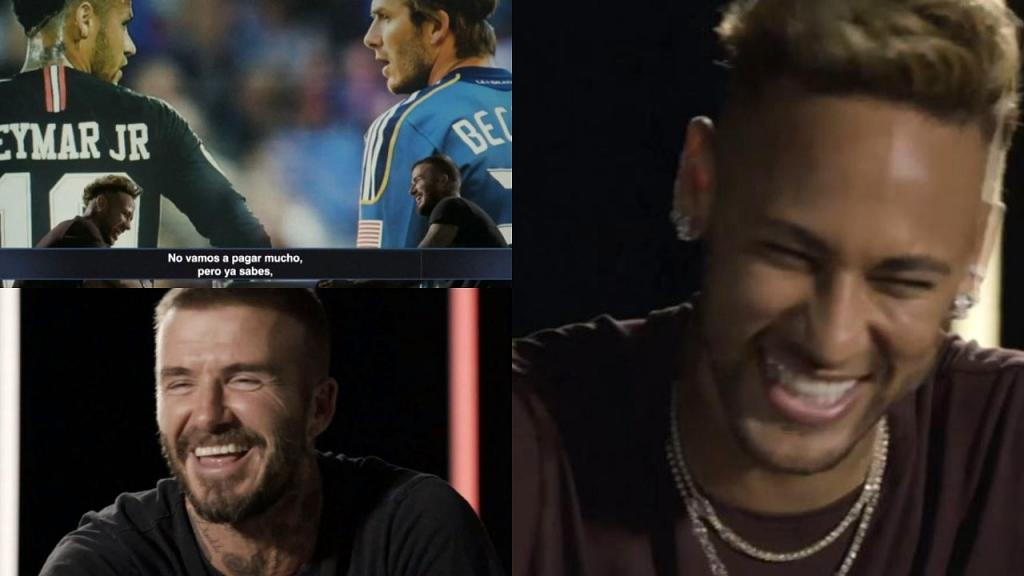Neymar tiene una oferta tentadora en la MLS