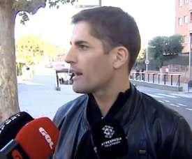 L'ex tecnico della nazionale spagnola Robert Moreno. Twitter/ElPartidazodeCOPE