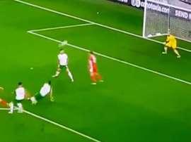 Bale, toujours en forme. Capture
