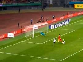 Gareth Bale marque un doublé. Capture/beINSports