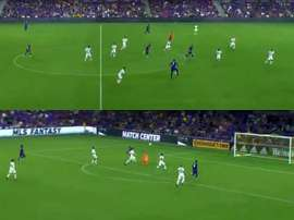 El gol que todos odian en el FIFA y que Nani convirtió en realidad. Captura/MLS