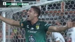 Sebastián Saucedo se pega un tiro en el pie y pone en bandeja la final para León