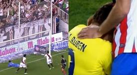 La venganza del 'Tamudazo' que mandó al Villareal a Segunda. Captura/GolTV