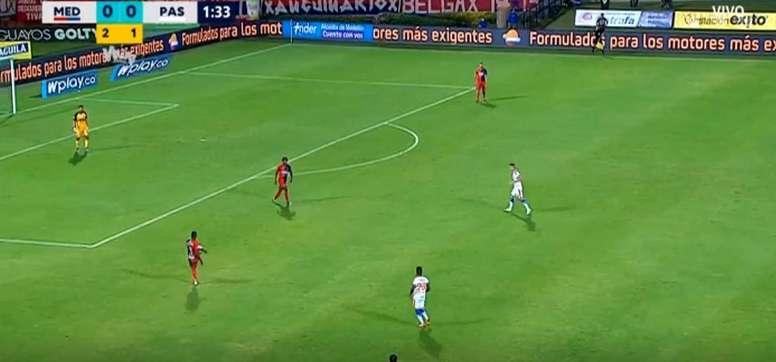 Sigue el directo de las semifinales de la Copa Colombia. Captura/RDN