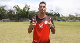 Romarinho rechazó renovar con su equipo. Facebook/JoinvilleEsporteClube