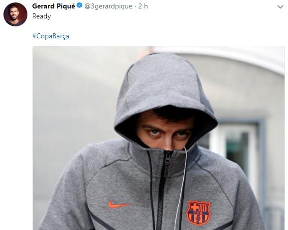 Une défense centrale inédite contre Getafe — Barça
