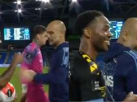 El momentazo Sterling-Guardiola: ¡Pep dijo lo que todos pensaban! ManCity