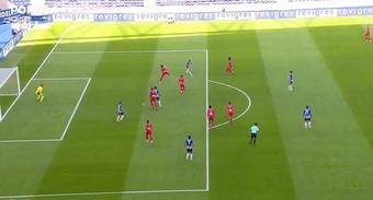 Porto y Lyon se hincharon a meter goles. Captura/FCPortoTV