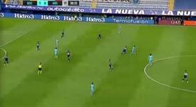 Sigue el directo del Boca Juniors-Arsenal. Captura/TNTSports