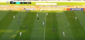 Talleres y Boca no pudieron pasar del empate. Captura/Fanatiz