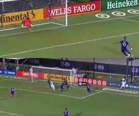 Nani falló un penalti clave y Wright-Philips castigó a la segunda. Captura/MLS