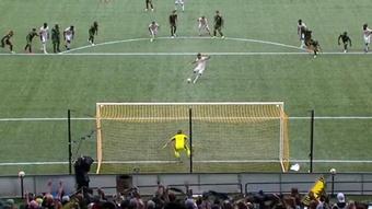 El 'Chicho' alarga su racha goleadora: ¡quinto partido consecutivo marcando! Twitter/MLSes