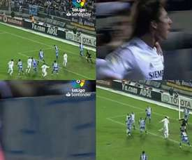 Real Madrid 2005. Captura/LaLiga