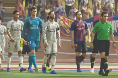 Le premier Euro sur Pro Evolution Soccer, en 2020 ! Youtube/TheSpeCialBradPiTTo