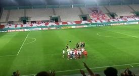 Sorpesas en la Copa: un Cuarta y un Tercera borran al Arminia y al Hamburgo. Captura/YouTube