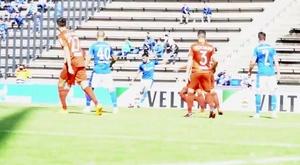 El Schalke 04 ganó por goleada. Captura/Schalke04