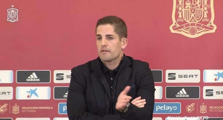 Robert Moreno no descarta convocar a Ansu Fati para la Eurocopa.SeFútbol