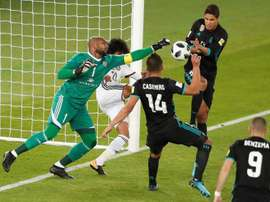 Así resumió el Algeciras la semifinal del Mundial de Clubes. AlgecirasCF