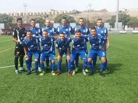 El San Fernando venció al Marino de Luanco. Twitter/UD_San_Fernando  Add picture