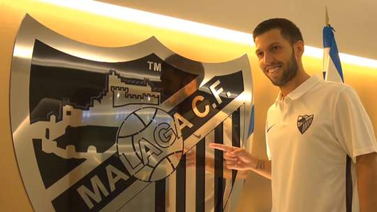 Pacheco ya es del Málaga. MalagaCF