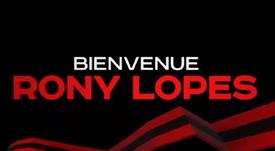 Rony Lopes se marcha al Niza. Captura/OGNice