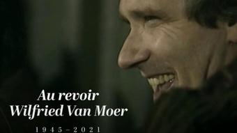 Falleció Wilfried van Moer. Captura/StandarddeLieja