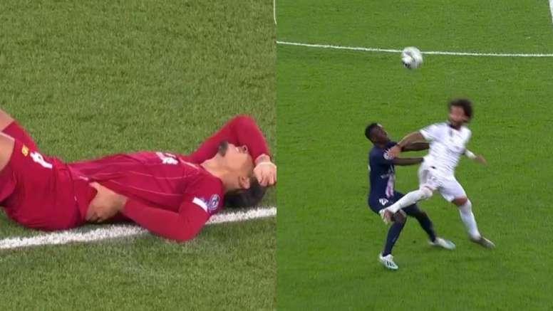 Mertens ouvre le score contre Liverpool. AFP