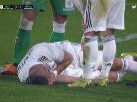 Mais uma lesão no Real. Movistar+