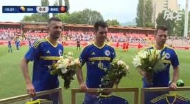Ibisevic, Spahic y Misimovic se han retirado del fútbol internacional. FaceTV